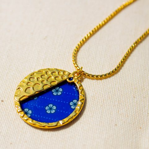 Collier - motif Saku - La Boutique Sozo